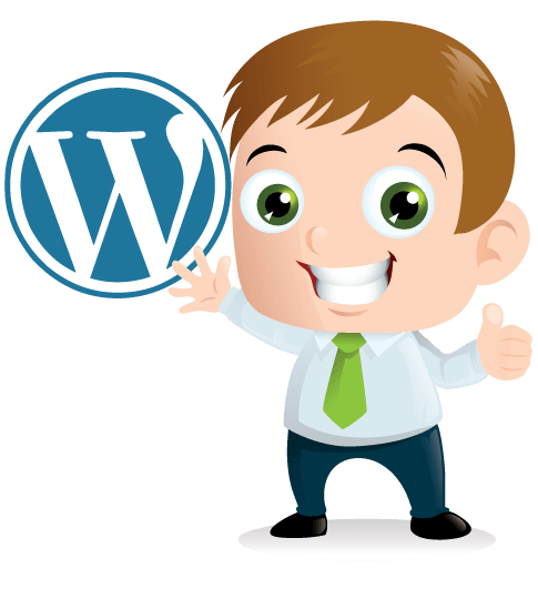 Evan Herman Professional First Class Top Tier WordPress Solutions Mascot